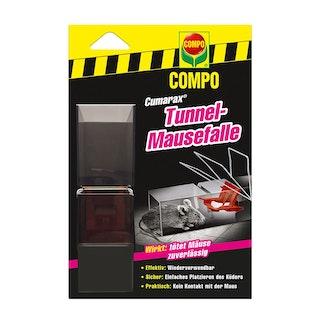 COMPO CUMARAX Mäuse-Tunnelfalle 1 Stück