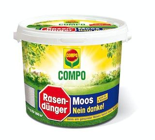 """COMPO Rasendünger """"Moos - Nein danke!"""""""