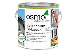 Osmo Holzschutz Öl-Lasur Effekt