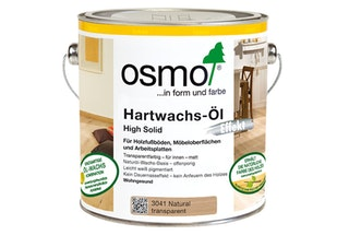 OSMO Hartwachs-Öl effekt