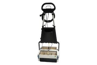 OSMO Terrassen- und Fußboden Reinigungsmaschine mit Abrasiv-Bürstenbesatz