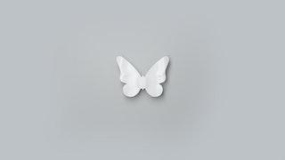 DECOFLAIR® Butterfly 2er Set