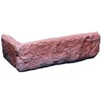 DE RYCK Eckriemchen GRANULIT 50 G541 Rot