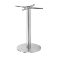 Diamond Garden Tischgestell VIANA rund Nr. 1 Aluminium