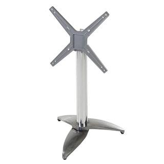 Diamond Garden 3-Fuß Tischgestell LEON Aluminium