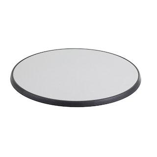 Diamond Garden Tischplatte Ø 70 cm DiGalit Metall gebürstet