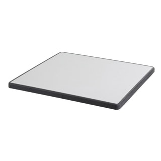 Diamond Garden DiGalit Tischplatte 70 x 70 cm Metall gebürstet