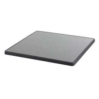 Diamond Garden DiGalit Tischplatte 70 x 70 cm Pizzarra