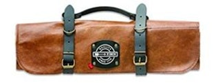 F. DICK Leder-Rolltasche 5-teilig ohne Bestückung
