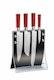 F. DICK Acryl-Messerblock 4 Knives 4-teilig