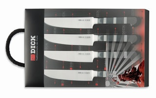 F. DICK Steakmesser-Set 4-tlg.