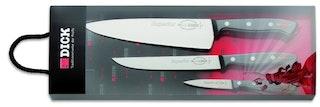 F. DICK Messerset Superior 3-teilig groß