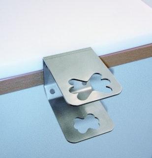 F. DICK Master Steel Halter zum Befestigen am Arbeitsplatz
