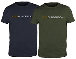 Dunderdon T4 Dunderdon Logo T-Shirt