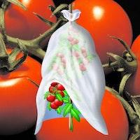 Noor Tomatenvlies Tomatentunnel Ø40cm 0,7 x 10m