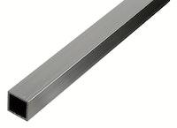 GAH BA-Profil, Vierkant, Alu, versch. Größen-1 m-20 x 20 mm-1,5 mm