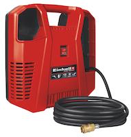 Einhell Koffer-Kompressor TC-AC 190/8 OF Set 4020536
