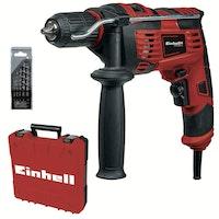 Einhell Schlagbohrmaschinen-Set TC-ID 720/1 E Kit 4259846