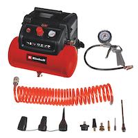 Einhell Kompressor TC-AC 190/6/8 OF Set 4020650