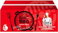 EUROBBQ Holzkohlebriketts Rot 10kg