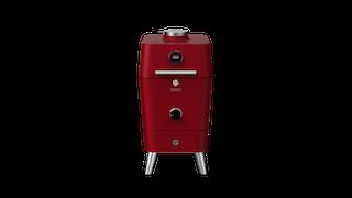 everdure 4K Holzkohlegrill red