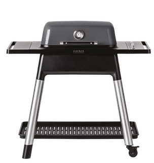 everdure FORCE Gasgrill graphite mit zwei Brennern