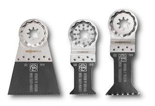 E-Cut Sägeblatt Combo, Aufnahme StarlockPlus