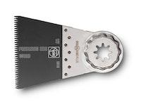 E-Cut Precision-Sägeblatt, Länge 50 mm, Breite 65 mm, Aufnahme Starlock Plus