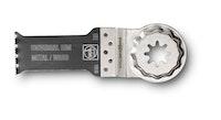 E-Cut Universal-Sägeblatt, Länge 60 mm, Breite 28 mm, Aufnahme Starlock Plus