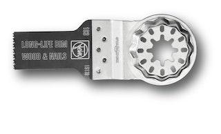 E-Cut Long-Life-Sägeblatt, Länge 34 mm, Breite 20 mm, Aufnahme Starlock