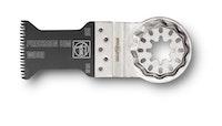 E-Cut Precision BIM-Sägeblatt, Länge 50 mm, Breite 35 mm, Aufnahme Starlock