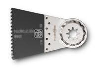 E-Cut Precision BIM-Sägeblatt, Länge 50 mm, Breite 65 mm, Aufnahme Starlock Plus