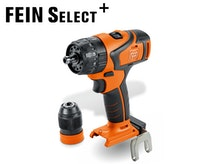 FEIN 2-Gang Akku-Schlagbohrschrauber ASB 18 Q Select