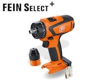 FEIN 4-Gang Akku-Bohrschrauber ASCM 12 Q Select