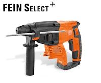 FEIN Akku-Bohrhammer ABH 18 Select
