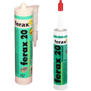 ferax 20 - Konstruktionsklebstoff Profi-Qualität - 310 ml