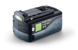 Festool Akkupack BP 18 Li 5,2 ASI mit Bluetooth ®