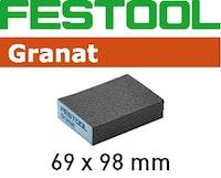Festool Schleifschwamm 69x98x26 120 GR/6