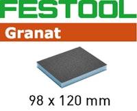 Festool Schleifschwamm 98x120x13 120 GR/6