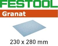 Festool Schleifpapier 230x280 P120 GR/10