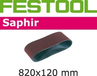 Festool Schleifband CMB 120 820x120-P80-SA/10