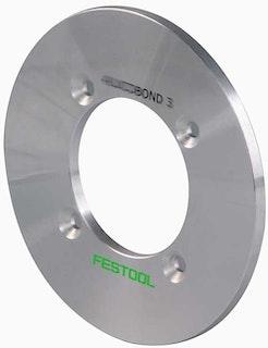 Festool Tastrolle für Plattenfräse Aluminium-Verbundplatten D4