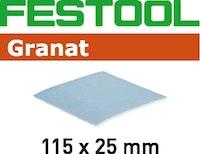 Festool Schleifrolle GRANAT SOFT P320 115x25M