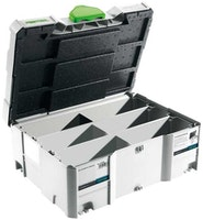 Festool SYSTAINER T-LOC SORT-SYS DOMINO