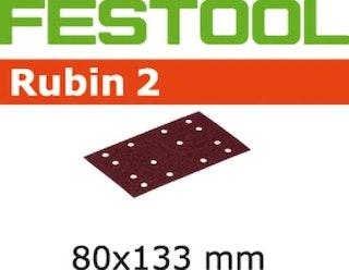 Festool Schleifstreifen STF 80X133 P120 RU2/50