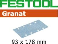 Festool Schleifstreifen STF 93X178 P180 GR/100