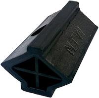 Novawood Nova-Clip-Set für 21mm Thermodielen, schwarz
