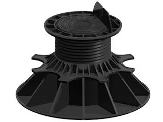 FIBERON PVC Stelzlager verstellbereich von 40-140 mm