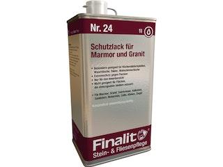 Finalit Nr. 24 Schutzlack für Marmor und Granit