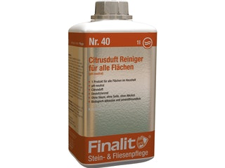 Finalit Nr. 40 Citrusduft Reiniger